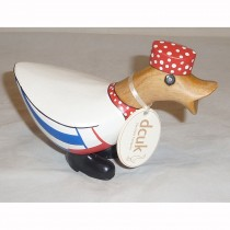 Ducky Chef - Fiona - DCUK Wood Wooden Duck