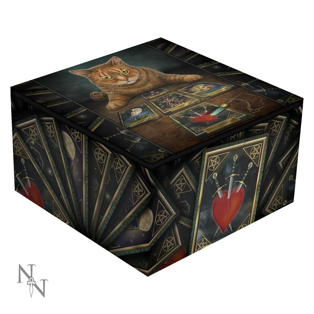 Amateurs magic mirror box